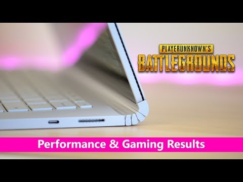 Live Surface Book 2 Benchmarks and Gaming Plus Q&A Its can Boogie