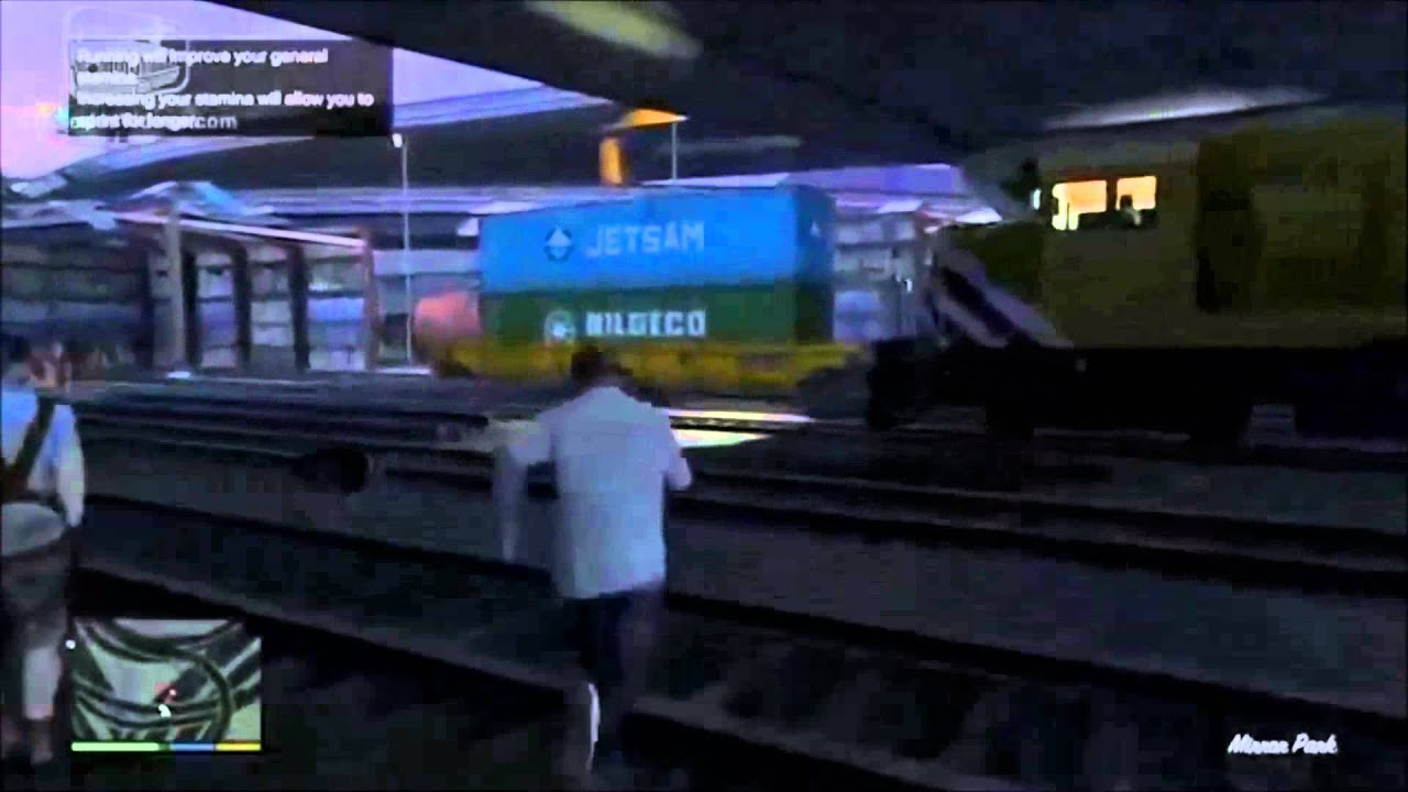 Top 10 Trains in Multi-Media PART 1 (movies, tv shows, video games)