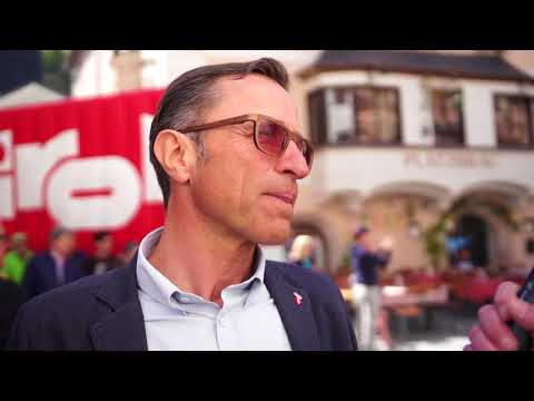 "Josef Margreiter (Tirol Werbung): ""TotA: a wonderful test for Innsbruck's World Championships"""