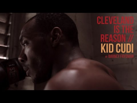 Kid Cudi - Cleveland is the Reason HD (directed by Barney Frydman)
