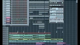 Green Velvet - Flash (Nicky Romero Remix)[Fl Studio Remake]