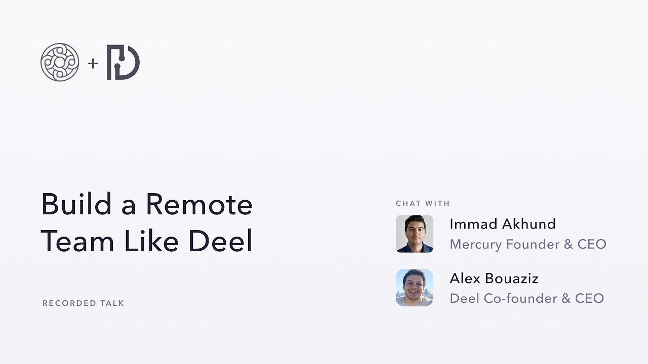 Download Build a Remote Team Like Deel