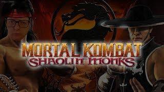 Mortal Kombat - Shaolin Monks (Playstation 2) - To było grane CE #50