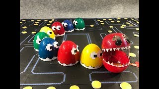Monster Slither из призраков в игре Pacman