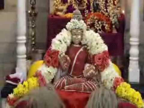 """Swami Desikan Thirunakshtram """"Pillai Andhadhi"""" Desika Prabandham Recitation"""