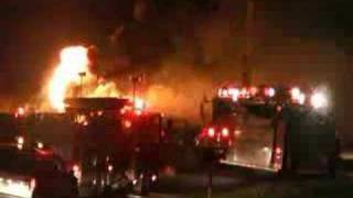 Oyster House Fire