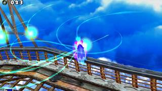 Sonic Adventure DX (TAS) - Windy Valley Failed Strats
