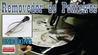 AliExpress Unboxing #179 - Removedor de Ponteiros MAZZETO IMPORTS