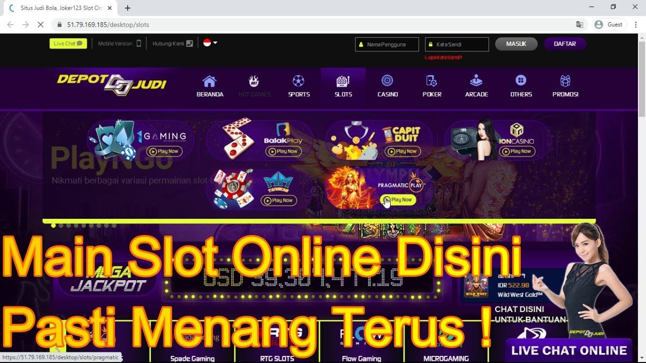 Situs Judi Slot Online Terlaris Aztec Gems Deluxe Depotjudi Youtube