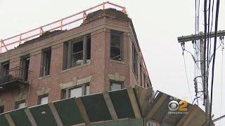 Devastation On Top Of Destruction In The Bronx