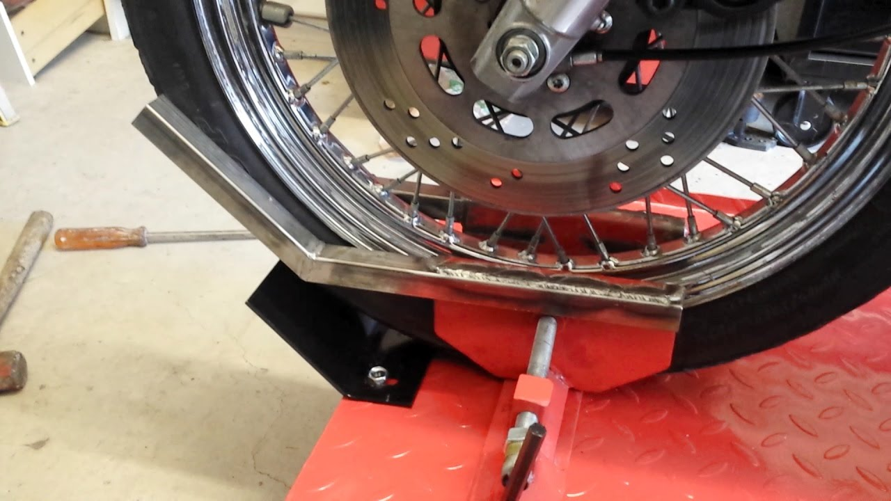 Harbor Freight Motorcycle Lift Mods   Amatmotor co