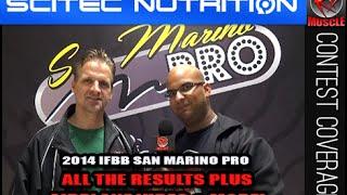 2014 IFBB San Marino Pro Wrap Up With Chris Aceto & Johnny Styles!