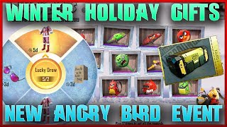 NEW ANGRY BIRDS EVENT IN PUBG MOBILE || THUNDER BEAST