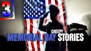 5 Memorial Day HORROR Stories - Darkness Prevails