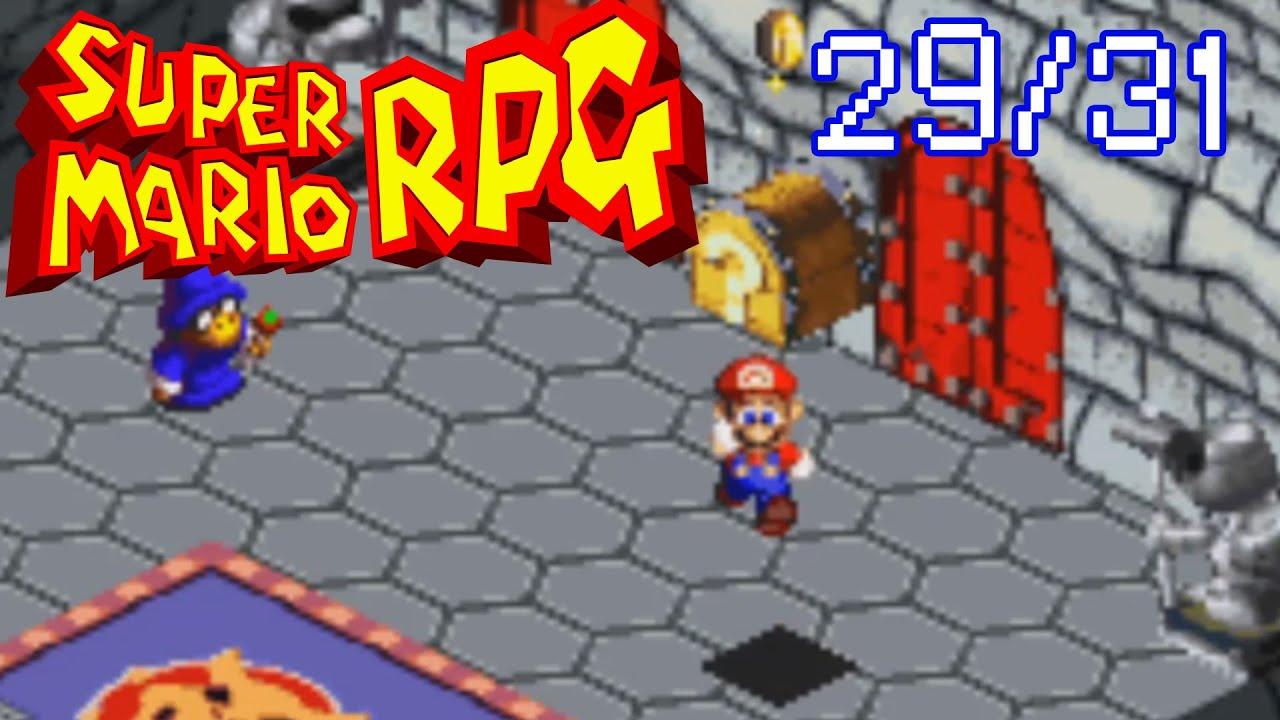 Coin Block Goes Bling • Super Mario RPG • [29/31]