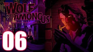 The Wolf Among Us Gameplay Walkthrough Part 6: Ending - Episode 1 Faith Let