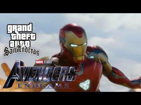 Download Gta Sa Android Iron Man Mod Test MP3, MKV, MP4