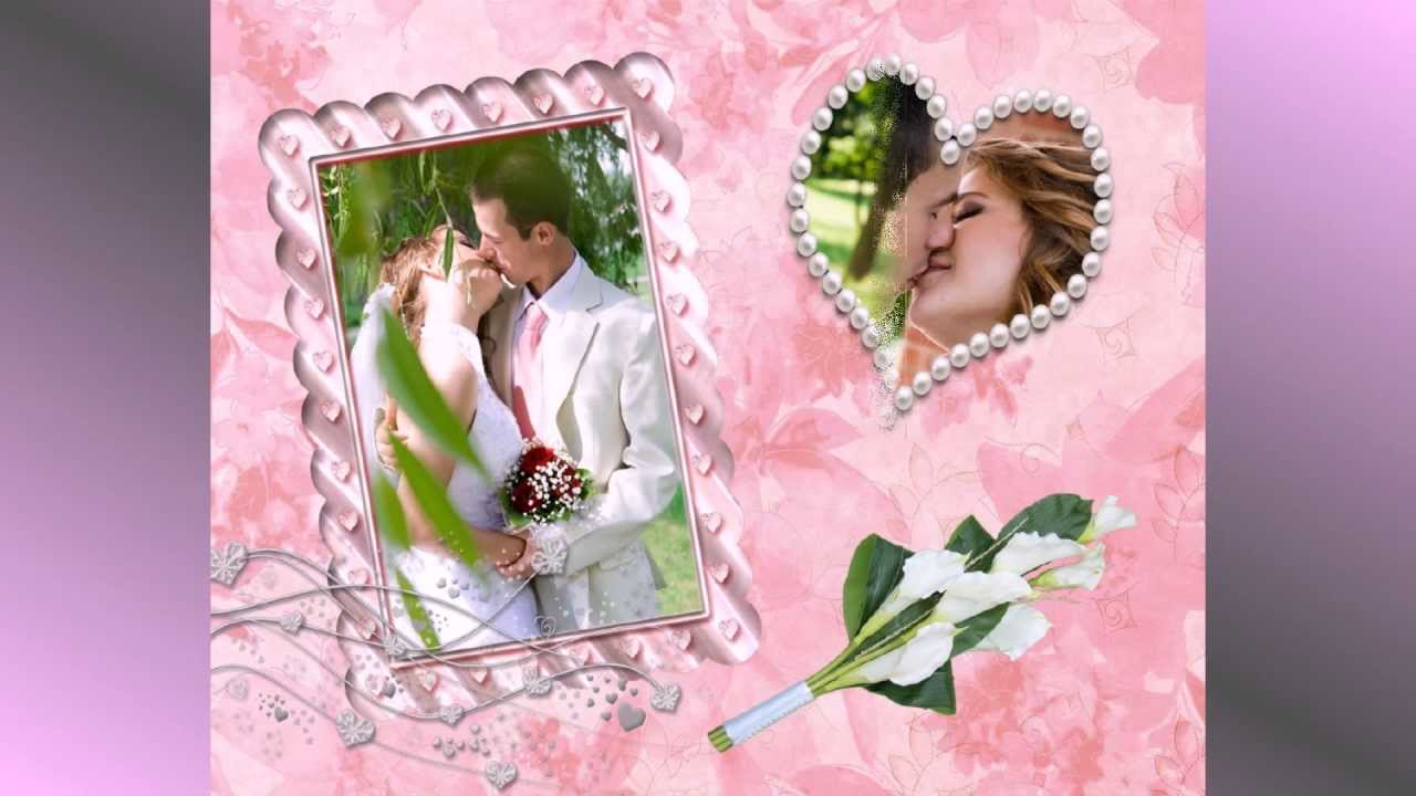 Charming Wedding Scrapbook Ideas - YouTube