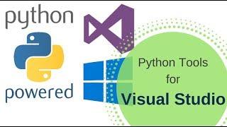 Python Tools for visual studio 2017