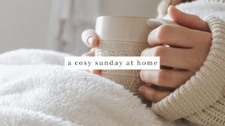 VLOG | Cosy & Slow Living, Calm Homemaking, Winter Soup Recipe & Ragdoll Kitten In The Snow