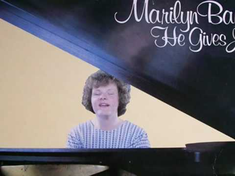 Marilyn Baker ; God Wants to give You a Glorious New Life