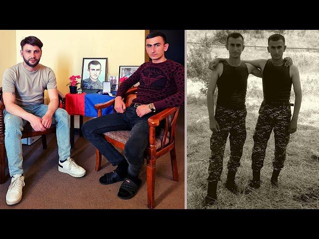 Պատերազմը խլեց զույգ եղբայրներից մեկի կյանքը, մյուսի առողջությունը/ Մեր Հերոս Տղերքը! @Argamblog