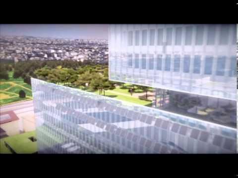 Renzo Piano présente le futur Palais de Justice