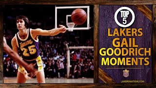 Lakers Nation Best Of: Top 5 Gail Goodrich Moments In Lakers History
