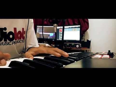 Hanin dhiya - kau yang sembunyi (cover piano)