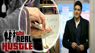 Real Life Scam: Change Raising | The Real Hustle