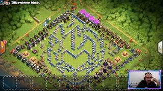 Yeni HEsabım İyiki Varsınız!!!! Clash of clans