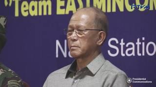 10th eastern mindanao command eastmincom anniversary 8 26 2016