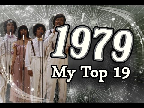 Eurovision Song Contest 1979 - My Top 19 [HD w/ Subbed Commentary]