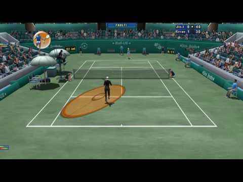 Tennis Elbow 2013━━━Errani VS 金露露