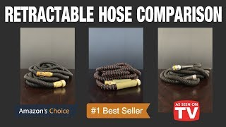 3 Retractable Hoses Compared!