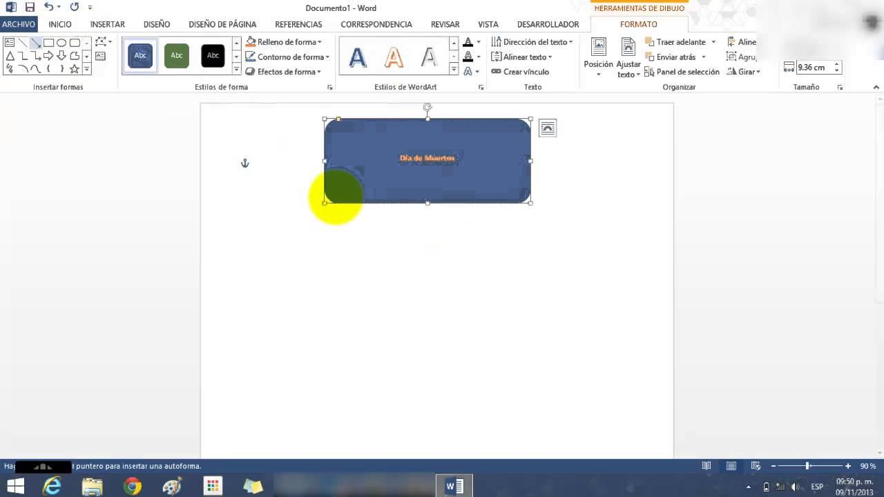 como hacer mapas mentales o conceptuales en word 2013 windows 8