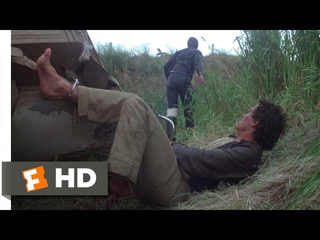 Mad Max (12/12) Movie CLIP - Hack Through Your Ankle (1979) HD