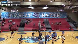 2017 Women's Volleyball vs College of Staten Island thumbnail