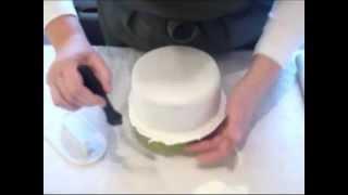 comment faire wedding cake