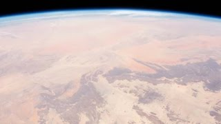New Earth from ISS Time-Lapse - Deserts, Clouds and Water in Abundance | Video