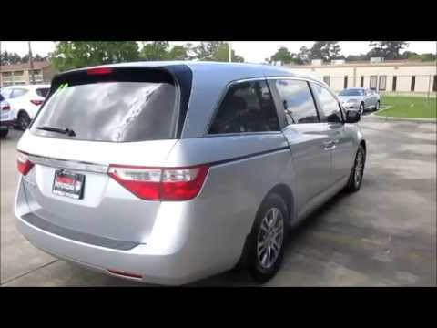 2013 Honda Odyssey EX-L Start Up/ Walkthrough