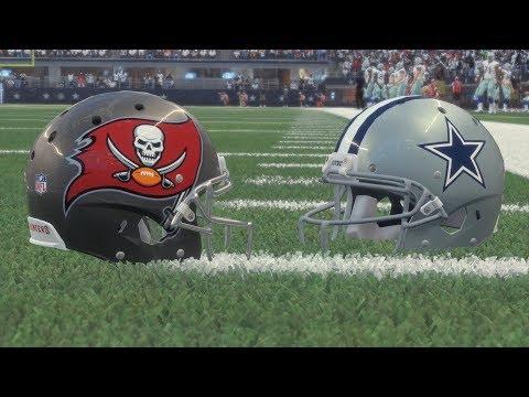 Look See | Madden NFL 18 - Tampa Bay Buccaneers vs. Dallas Cowboys