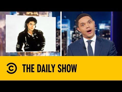 Is Michael Jackson's Music Going To Be Banned? | The Daily Show with Trevor Noah Mp3