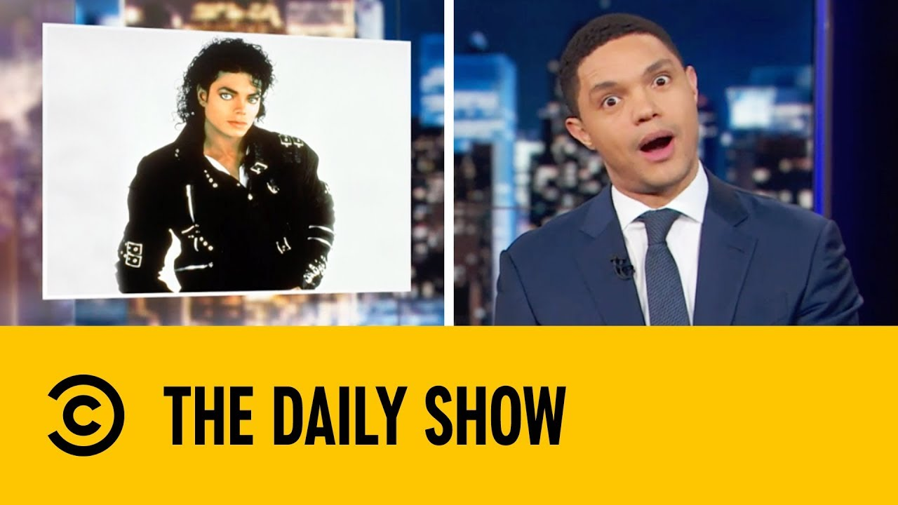 Is Michael Jackson's Music Going To Be Banned? | The Daily Show with Trevor Noah