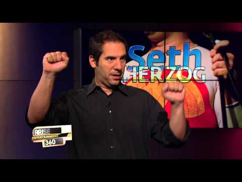 """Comedian Seth Herzog Tells All About """"Science Of Stupid!"""""""