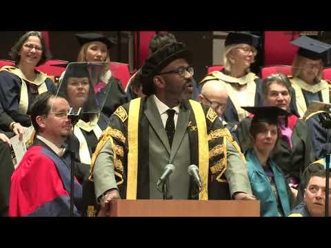 Birmingham City University Graduation, 9th Jan 2018, PM.