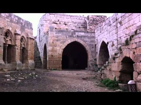 Krak Des Chevalier - tour from 2011 pre-war Syria