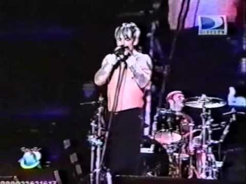 Red Hot Chili Peppers  Soul To Squeeze   in Rio 2001