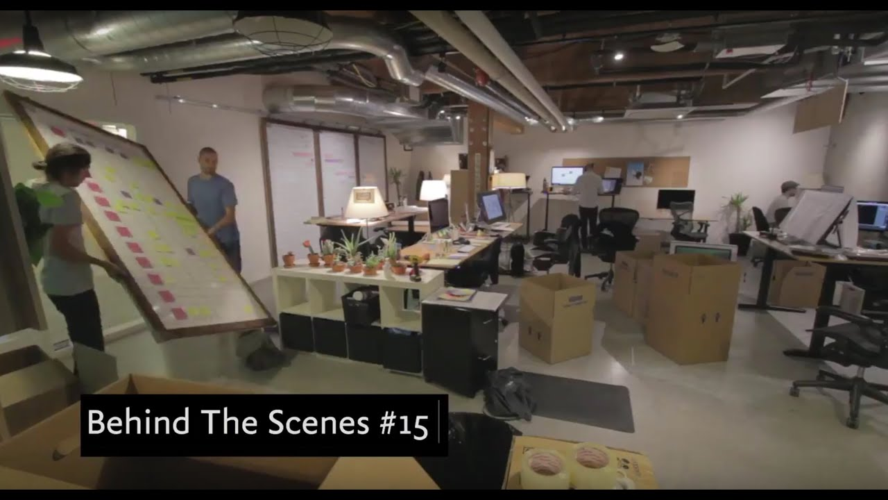 BTS 15: The Big Move