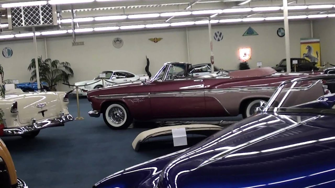 The Auto Collection At Imperial Palace Las Vegas Nevada 2017